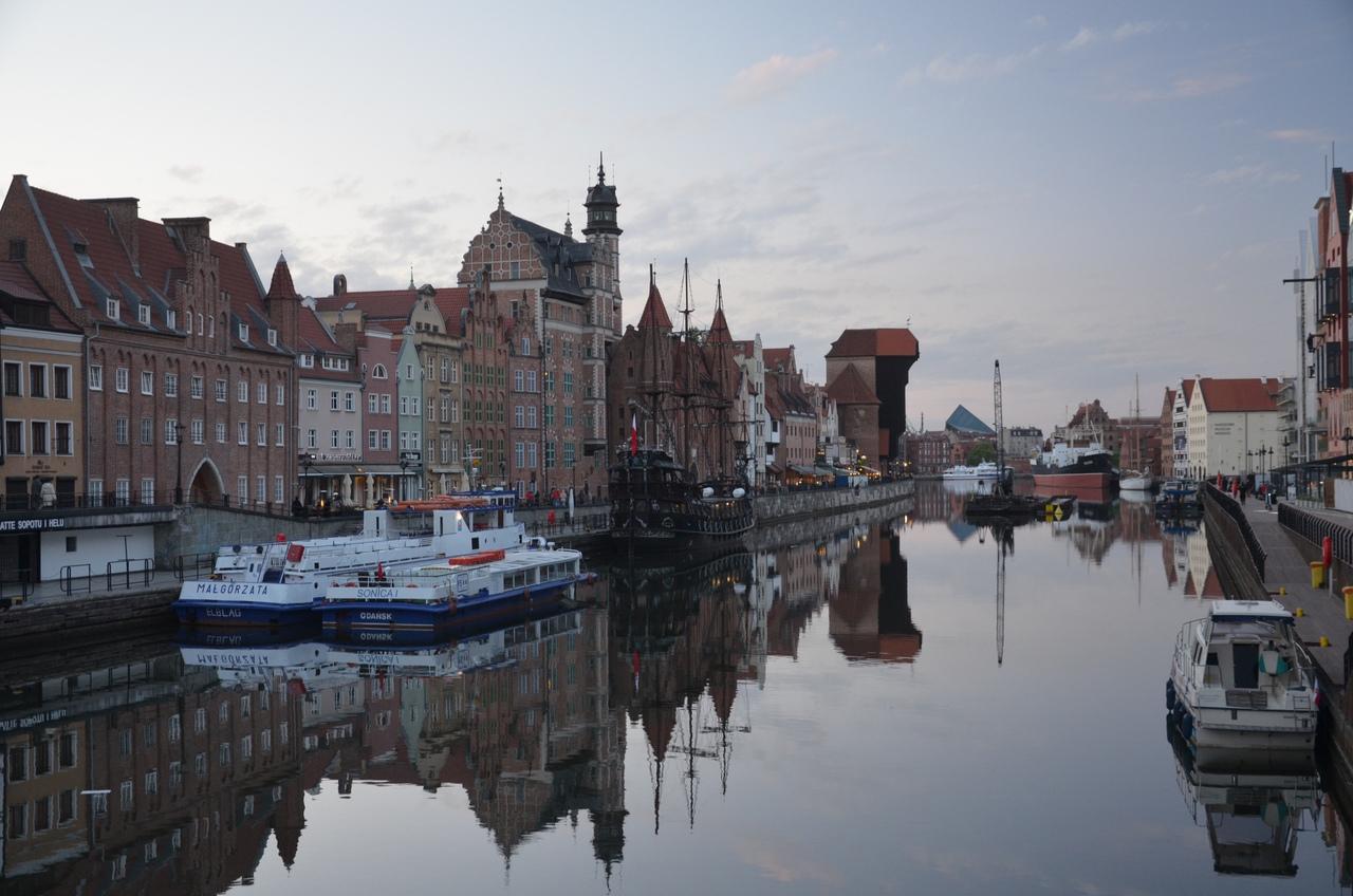 UUQbnYN3wwQ Гданьск - северная столица Польши.