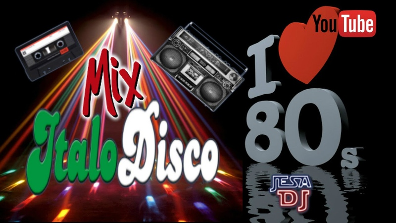 80's ITALO DISCO MIX 2 Changa de los 80 Flashback