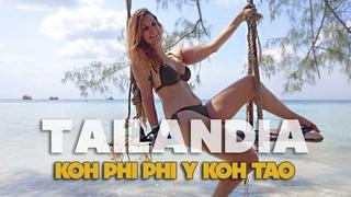 Monkey Beach 🐒 Nochevieja en Koh Tao - VLOG TAILANDIA #7