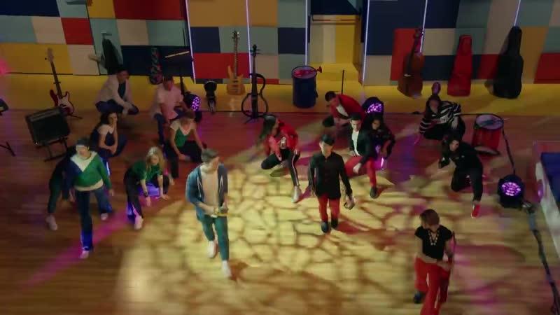 KALLYS Mashup Cast Maia Reficco The Battle Official Video ft Gatlin Green