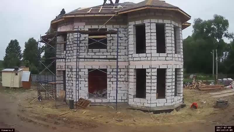 Строительство домов из газоблока в Крыму