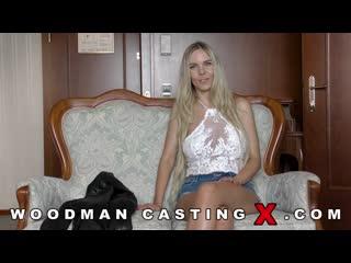 Florane Russell - WoodmanCastingX, casting anal porno