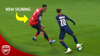 Here's Why Arsenal Signed Gabriel Magalhaes!