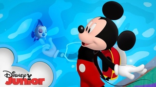 Under the Sea   Sneak Peek   Mickey Mouse Funhouse   @Disney Junior
