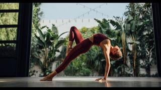 Intermediate Heart Chakra Vinyasa - Kayla Nielsen