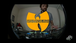 Wu-Tang MIX⚡️LIVE!!!  LIVE!!! LIVE!!!