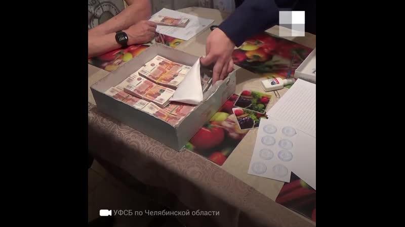 ФСБ Видеозапись обыска в доме бывшего мэра Челябинска
