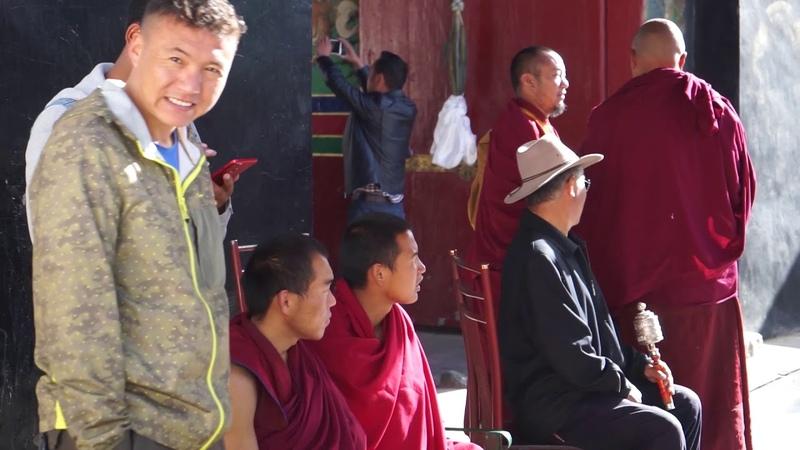 ТИБЕТ Кора вокруг горы Кайлас документальный фильм путешественника Валерия Шанина
