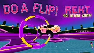 """REKT! High Octane Stunts - """"Do a flip"""" video"""