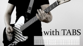 Thousand Foot Krutch - Courtesy Call [Guitar Cover with Tabs]