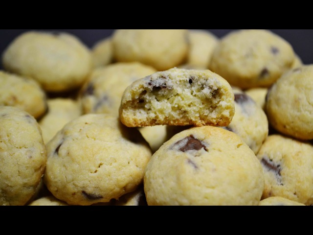 Печенье БАУНТИ на Скорую Руку или Домашнее Печенье с Райским Вкусом Cookies Bounty