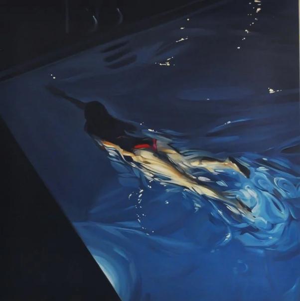 Вода побуждала к творчеству многих живописцев прошлого, и остаётся неисчерпаемым источником вдохновения для современных художников