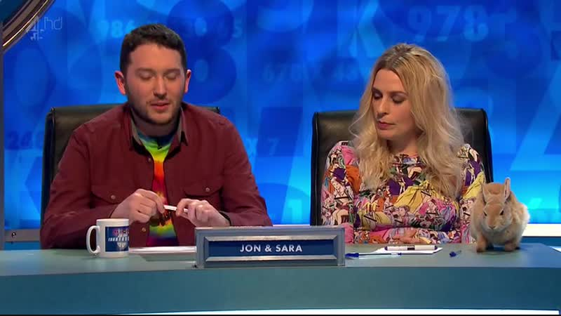 8 out of 10 Cats does Countdown 7x03 (22.05.2015)