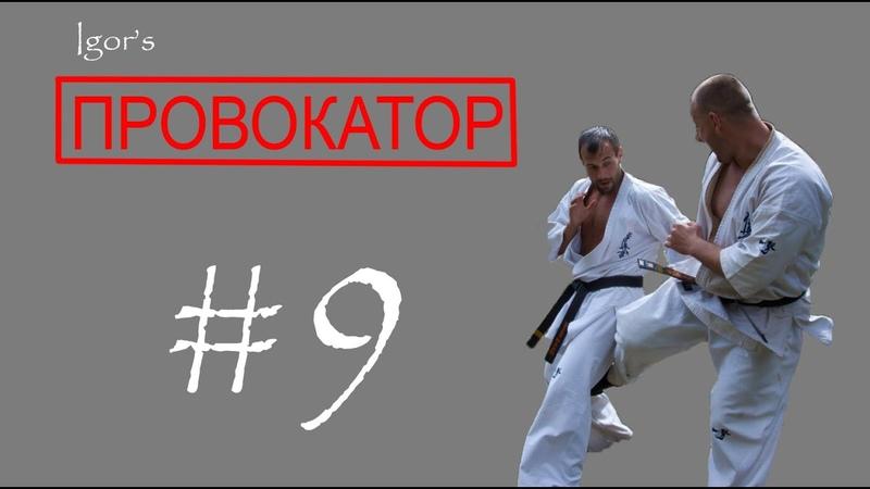ПРОВОКАТОР №9 Киокушинкай